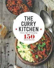 The Curry Kitchen (150 Great Recipes) | Hardback Book