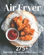 Air Fryer | Paperback Book