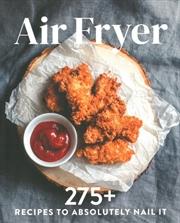 Air Fryer | Paperback Book