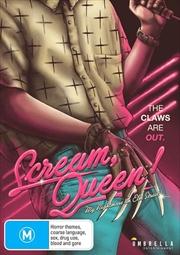 Scream, Queen! My Nightmare On Elm Street | DVD