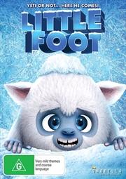 Little Foot | DVD