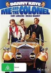 Me And The Colonel | DVD