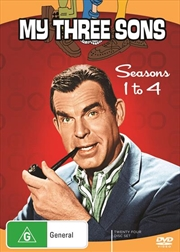 My Three Sons - Season 1-4 | Collection | DVD