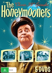 Honeymooners | Classic 39 Episodes, The | DVD