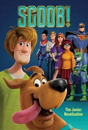 Scoob! Movie Novel | Paperback Book