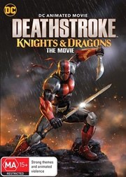Deathstroke - Knights and Dragons | DVD