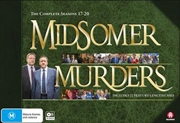 Midsomer Murders - Season 17-20 - Limited Edition | Collection | DVD