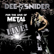 For The Love Of Metal - Live | CD