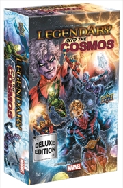 Marvel Legendary - Into the Cosmos Deck-Building Game Expansion | Merchandise