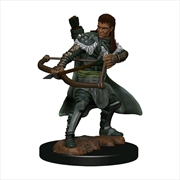 Dungeons & Dragons - Premium Human Ranger Male Miniature | Games
