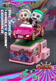 Suicide Squad - Joker & Harley Quinn Cosrider | Merchandise