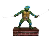Teenage Mutant Ninja Turtles - Leonardo 1:8 Scale PVC Statue | Merchandise