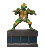 Teenage Mutant Ninja Turtles - Michelangelo 1:8 Scale PVC Statue | Merchandise