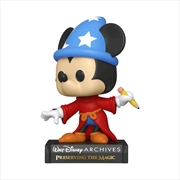 Disney Archives - Sorcerer Mickey Pop! Vinyl | Pop Vinyl