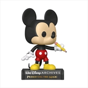 Disney Archives - Classic Mickey Pop! Vinyl | Pop Vinyl