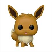 Pokemon - Eevee Standing Pose Pop! Vinyl [RS] | Pop Vinyl