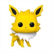 Pokemon - Jolteon Pop! Vinyl [RS] | Pop Vinyl