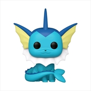 Pokemon - Vaporeon Pop! Vinyl [RS] | Pop Vinyl