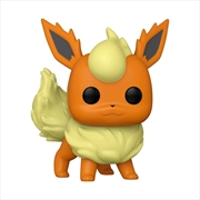 Pokemon - Flareon Pop! Vinyl [RS] | Pop Vinyl