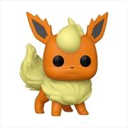 Pokemon - Flareon Pop! Vinyl [RS] | Pop Vinyl