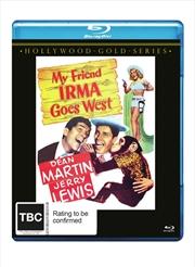 My Friend Irma Goes West | Blu-ray