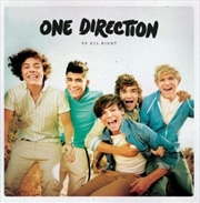 Up All Night | CD