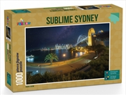 Sublime Sydney Puzzle 1000 Pieces | Merchandise