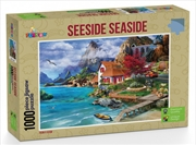 Seeside Seaside Puzzle 1000 Pieces | Merchandise