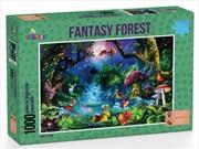 Fantasy Forest Puzzle 1000 Pieces   Merchandise