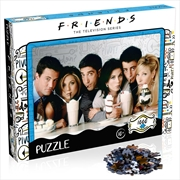 Friends Milkshake 1000 Piece Puzzle | Merchandise