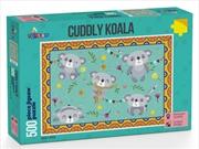 Cute Koala Puzzle 500 Pieces | Merchandise