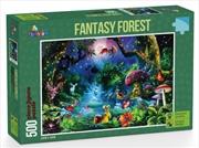 Fantasy Forest Puzzle 500 Pieces   Merchandise