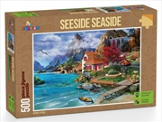 Seeside Seaside Puzzle 500 Pieces | Merchandise
