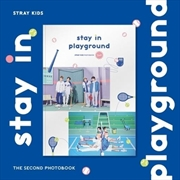 Stay In Playground - 2nd Photobook | DVD