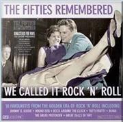 50's Remembered   Vinyl