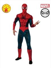 Spiderman Costume: Size Std | Apparel