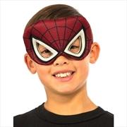 Spiderman Plush Eyemask | Apparel