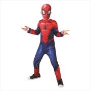 Spiderman Classic Costume: Size 3-6 | Apparel