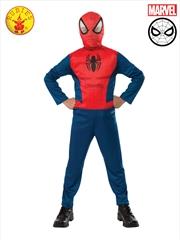 Spiderman Costume Opp: 3-5 | Apparel