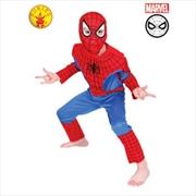 Spiderman Costume: Size 6-8 | Apparel
