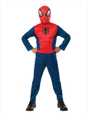 Spiderman Costume Opp: 6-8 | Apparel