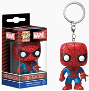 Spider-Man - Spider-Man Pocket Pop! Keychain | Pop Vinyl