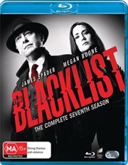 Blacklist - Season 7, The | Blu-ray