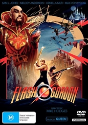 Flash Gordon | Classics Remastered | DVD