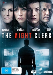 Night Clerk, The | DVD