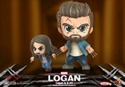 Logan - Logan & X-23 Cosbaby Set | Merchandise
