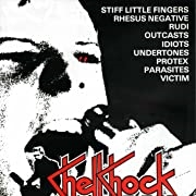 Shellshock Rock - Alternative B | CD