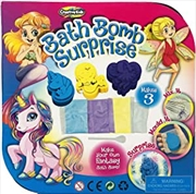 Bath Bomb Surprise Unicorns   Books