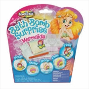Bath Bomb Surprise Mermaids   Books