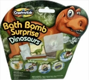 Bath Bomb Surprise Dinosaurs   Books